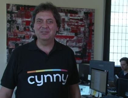 Stefano Bargagni, founder di Cinny