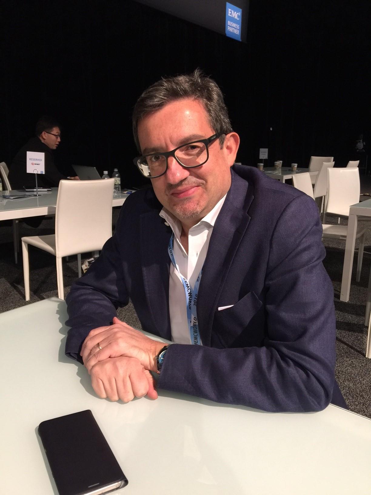 Alberto Roseo, Managing Director di Lutech