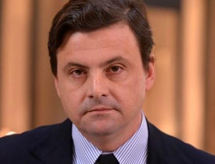 Il ministro dello Sviluppo economico Carlo Calenda