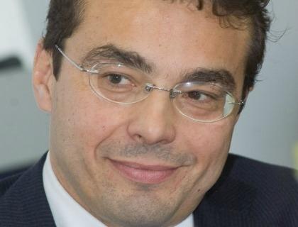 Davide Turco, amministratore delegato del fondo Intesa Sanpaolo - Quadrivio