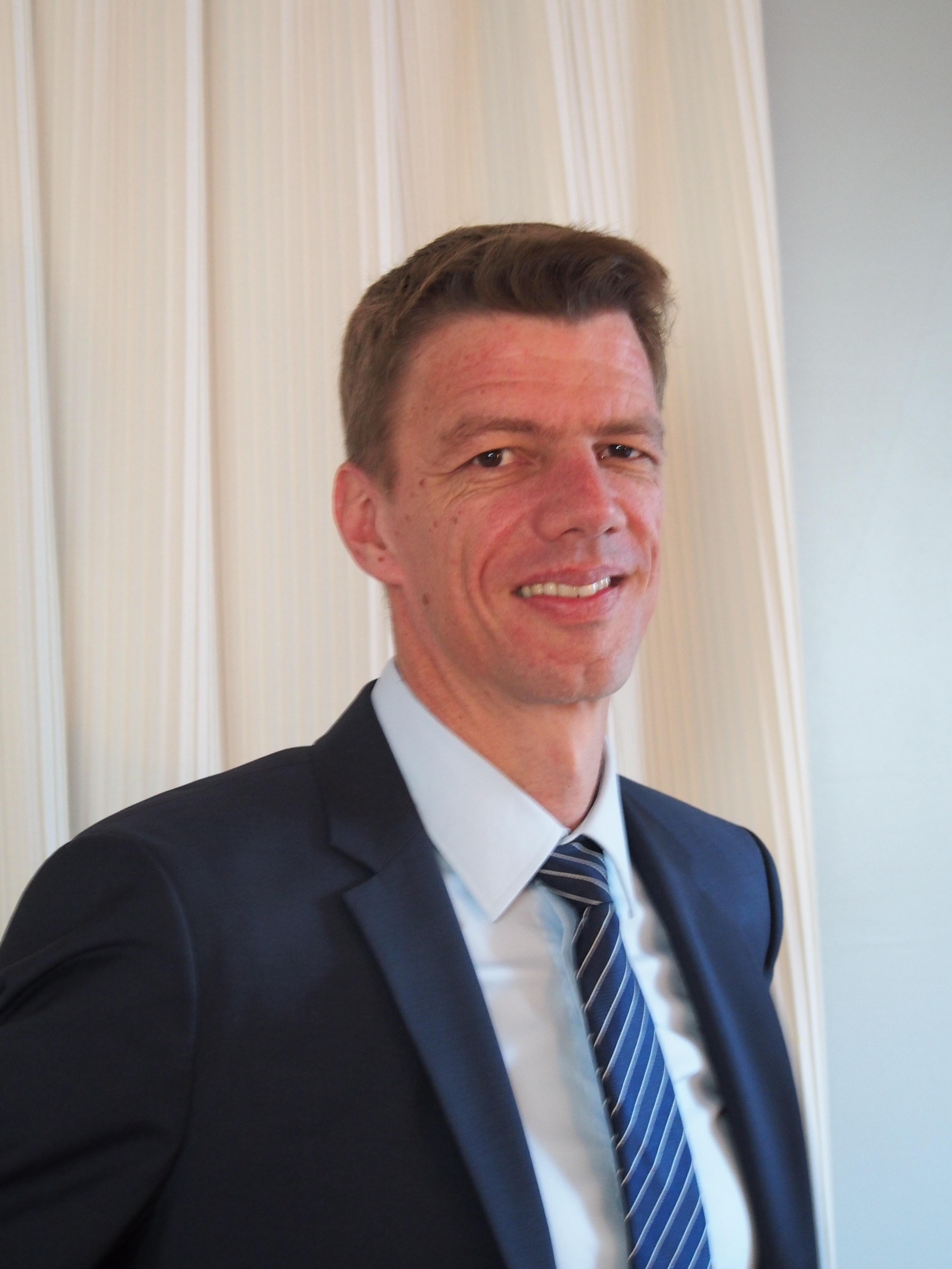Richard Sijbrandij, Practice Leader Big Data and Analytics di Arrow Enterprise Computing Solutions (ECS) EMEA