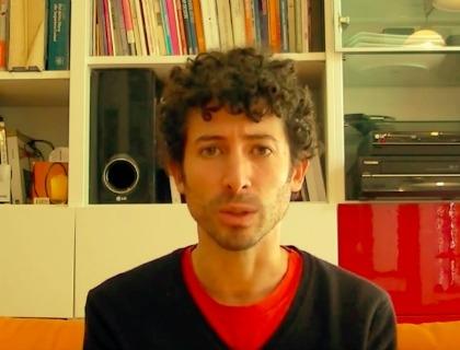 Adriano Bonforti, fondatore di Patamu