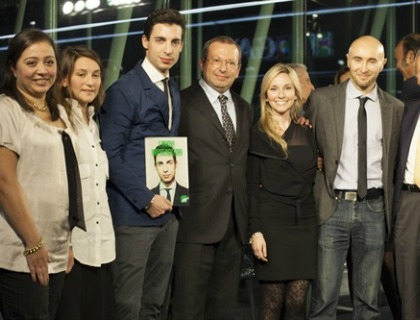 Il team di Tensive al Premio Marzotto