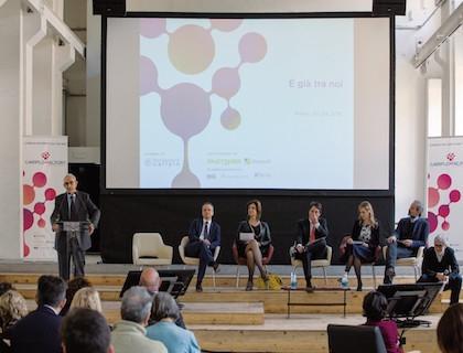 L'evento di presentazione Cariplo Factory