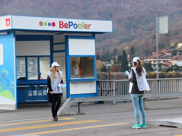 Mobilità la startup svizzera bepooler sbarca a milano e investe