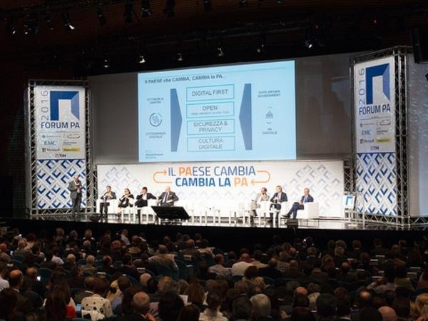 L'edizione 2016 di ForumPA