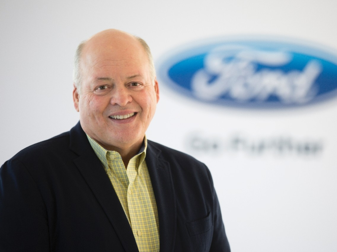 Jim Hackett, nuovo Ceo di Ford