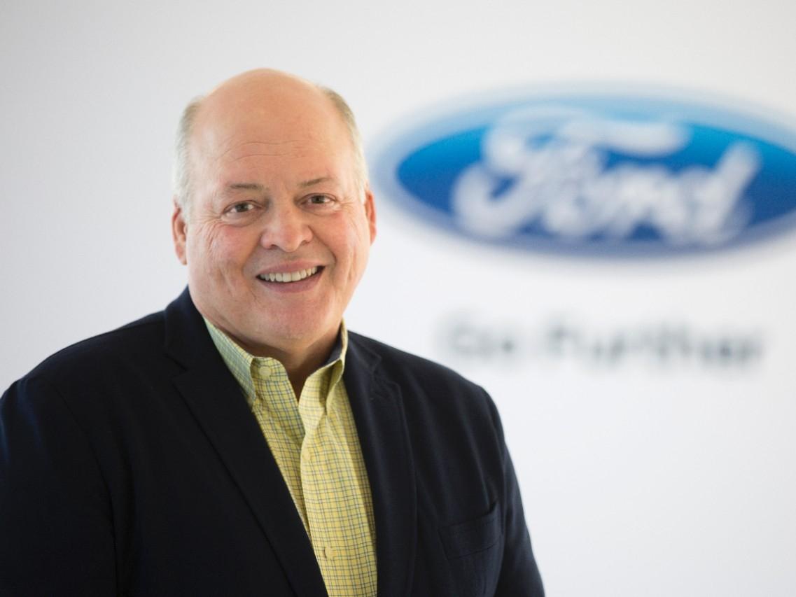 Jim Hackett, nuovo Ceo di Ford