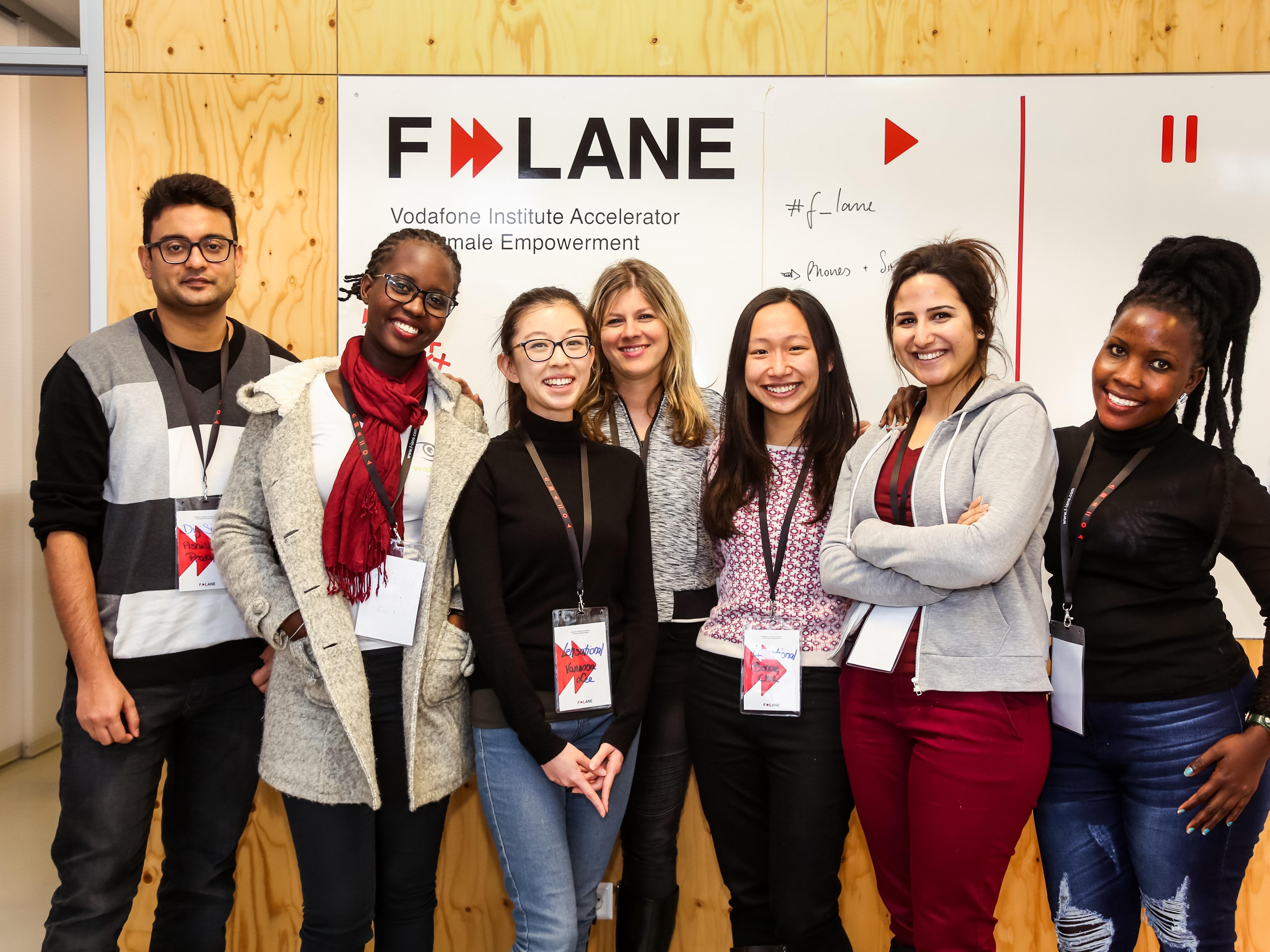 Gli startupper selezionati al primo round di FLANE