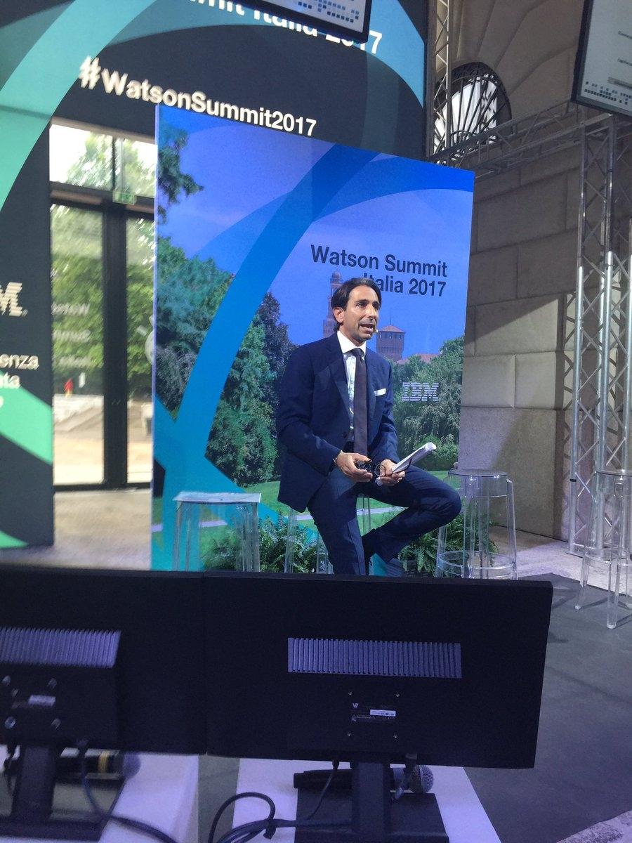Stefano Rebattoni, GM Global Technology Services di IBM Italia
