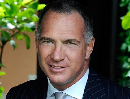 Sergio Dompé, presidente Dompé Farmaceutici