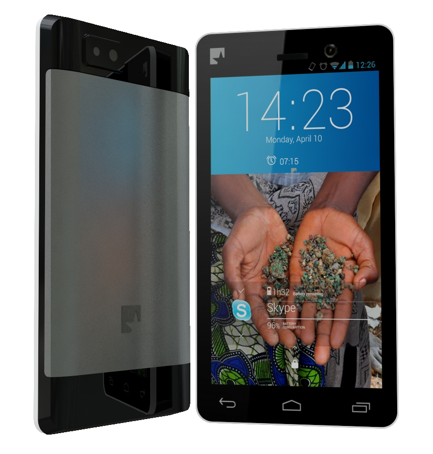 Fairphone, smartphone equo-solidale