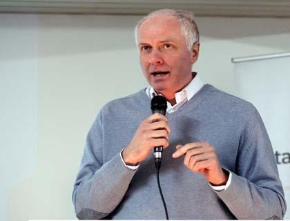 Federico Barilli, Segretario Generale di Italia Startup