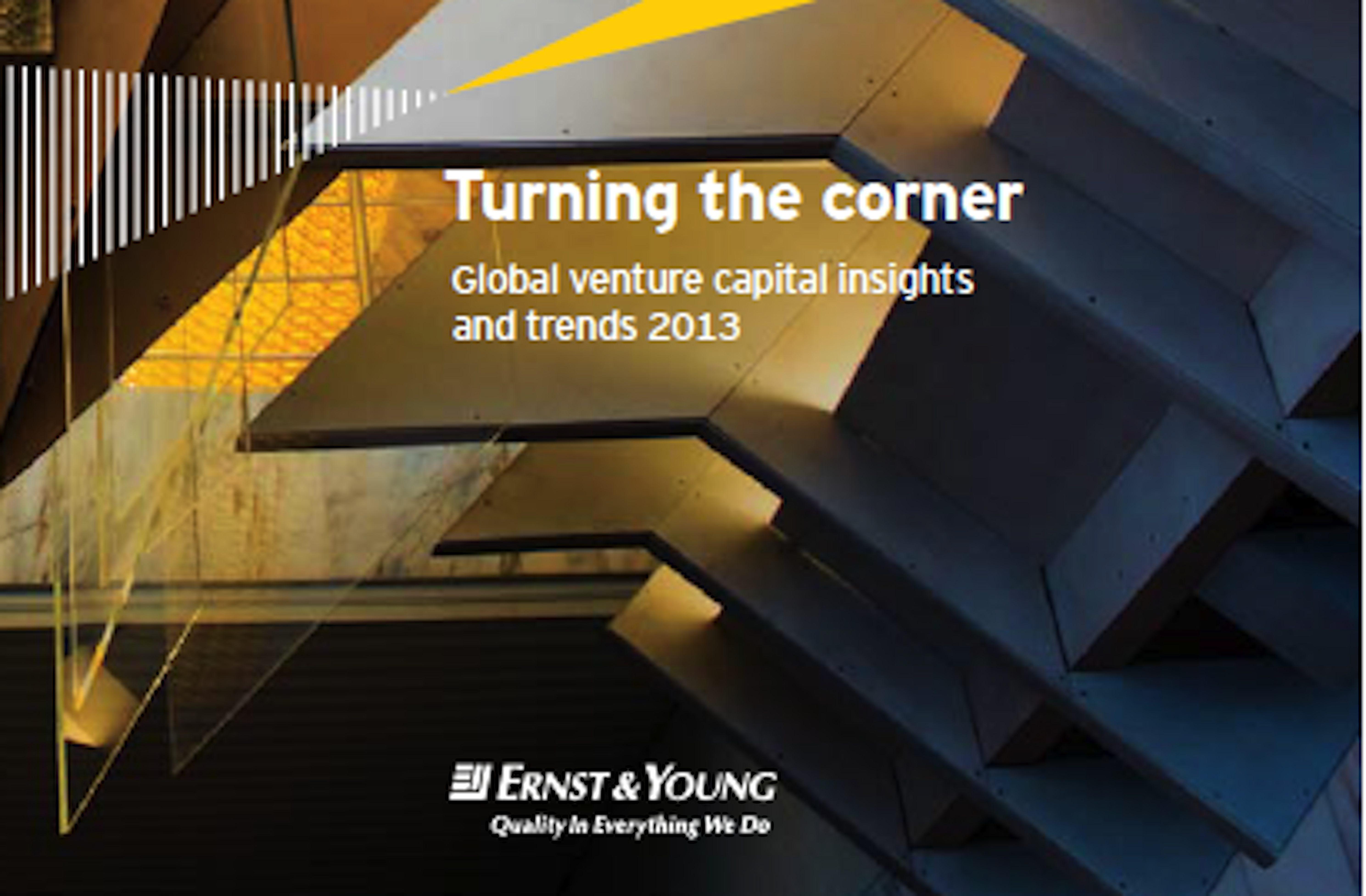 La ccopertina del report Ernst&Young