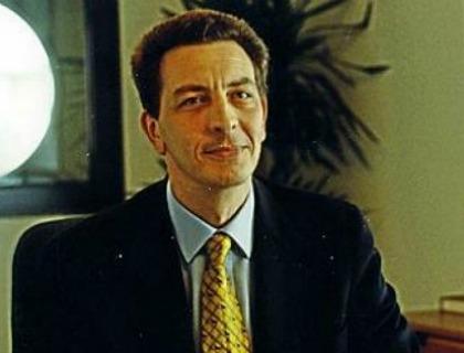Nicola Cesare Baldrighi, presidente del Consorzio Grana Padano