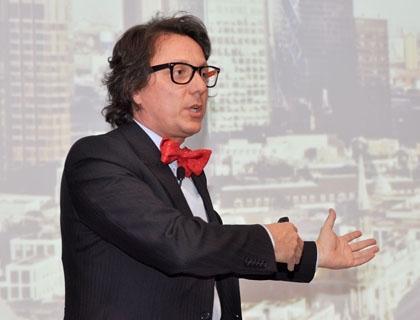 Marco Camisani Calzolari, imprenditore e digital evangelist