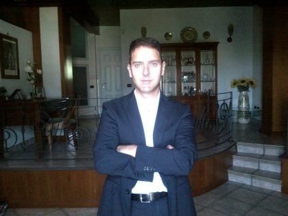 Francesco Cuomo, uno dei founders di Paulownia Social Project