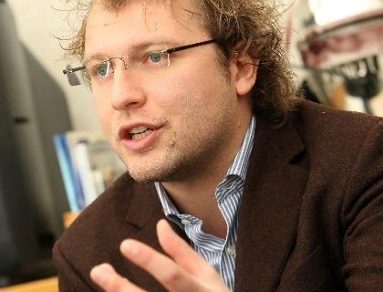 Luca Lotti, sottosegretario all'Editoria del governo Renzi