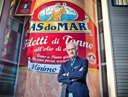 Vito Gulli, amministratore delegato di Generale Conserve