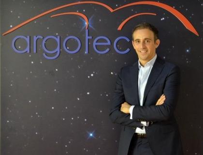 David Avino, amministratore delegato di Argotec