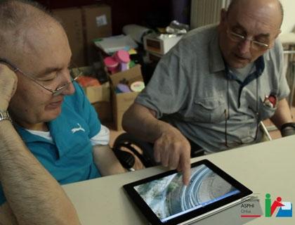 ASPHI - Tecnologie con gli anziani
