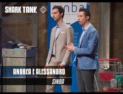 I co-founder di Sinba presentano il loro progetto agli investitori