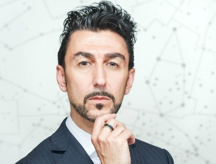Gabriele Gresta, deputy chairman di Hyperloop