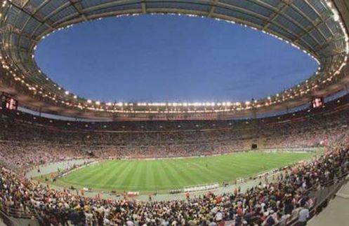 Lo Stade de France, a Parigi, ospiterà la finale di EURO 2016