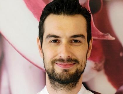 Stefano Polato, lo chef della Missione Futura