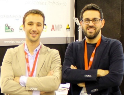 I co-founder di Almadom