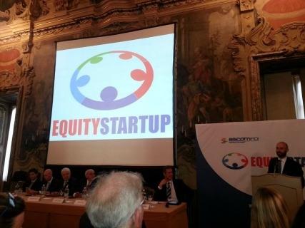 La presentazione della piattaforma di equity crowdfunding EquityStartup