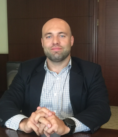 Dmitriy Ayrapetov, Director Products Management Network Security di Dell