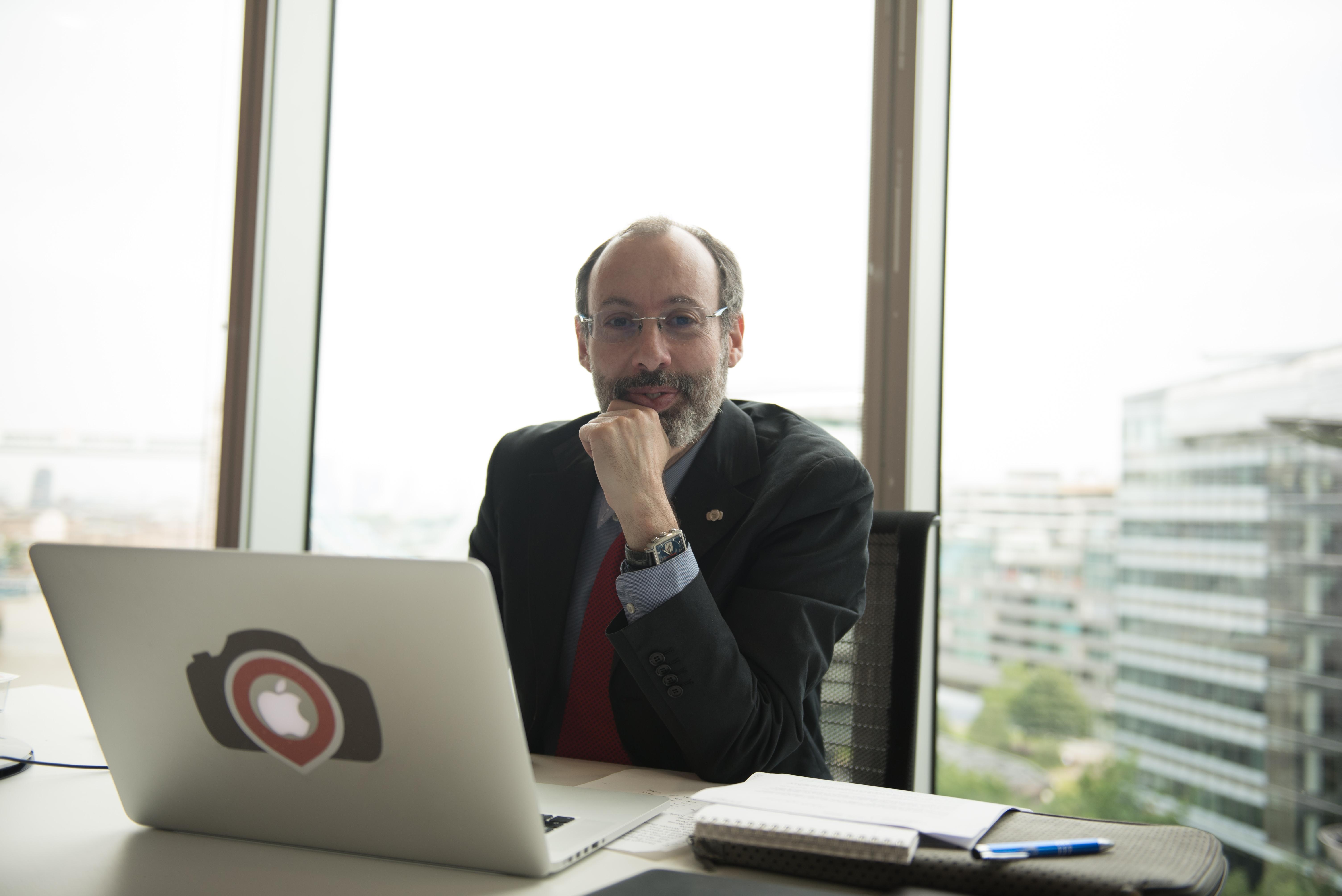 Mario Bucolo (foto di Stefano Broli)