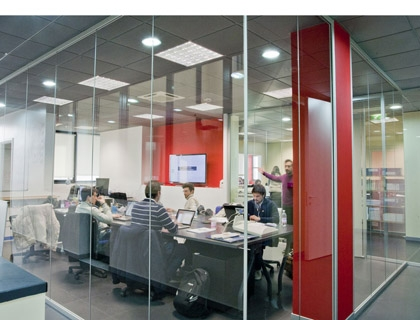 Gli uffici di DigitalMagics a Milano