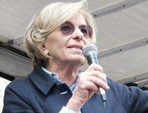 Emma Bonino, ministro degli Esteri