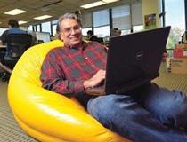 Peter Relan, fondatore di YouWeb