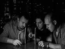 Il team di Staq.io. Da sinistra: Luca Martinetti, Francesco Simoneschi e Massimo Andreasi