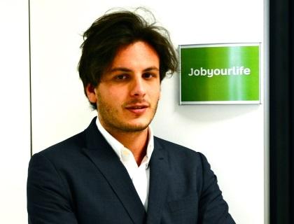 Andrea De Spirt, fondatore di Jobyourlife