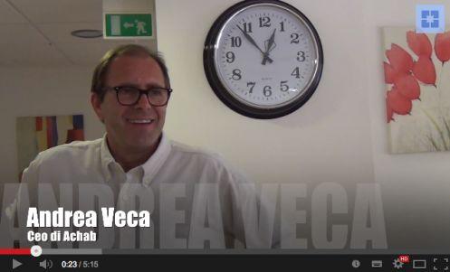 Andrea Veca, Ceo di Achab