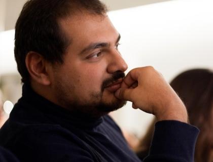Daryush Reza Arabnia, figlio di Ali e top manager di Geico