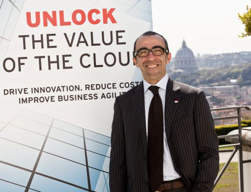 Gianni Anguilletti, Country Manager Italia di Red Hat