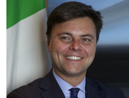 Marco Gay, presidente dei Giovani di Confindustria