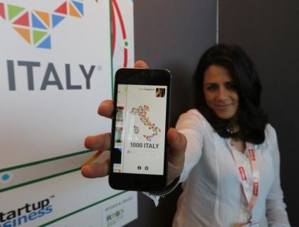 Karin Venneri, co-fondatrice e ceo di 1000 Italy