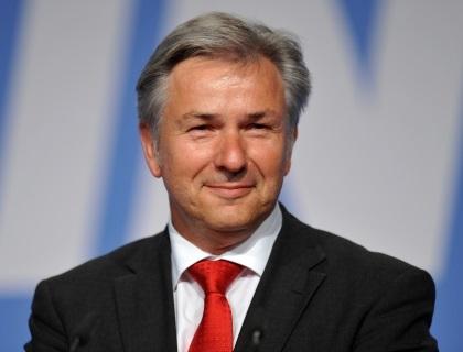 Klaus Wowereit, sindaco di Berlino