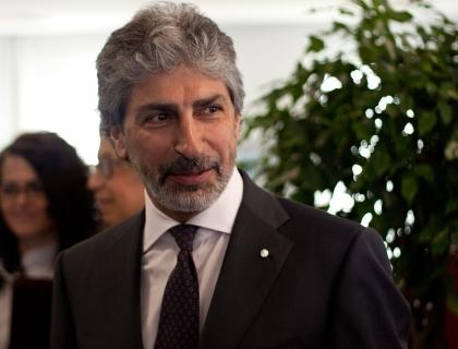 Ali Reza Arabnia, ad e presidente di Geico