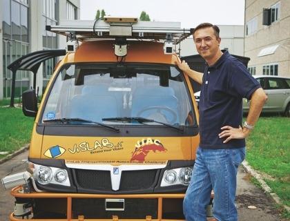 Alberto Broggi, general manager di VisLab