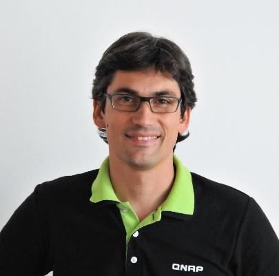 Alvise Sinigaglia, business & development manager di Qnap Systems