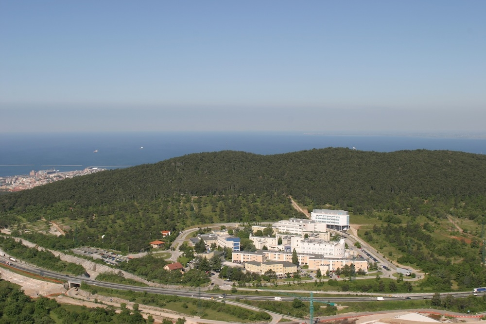 Area Science Park di Trieste
