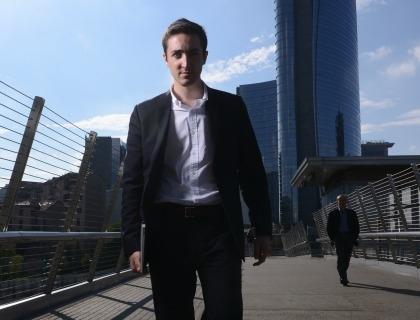 Matteo Achilli, amministratore delegato di Egomnia