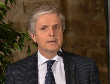 Maurizio Colombo, vicepresidente del gruppo Sapio